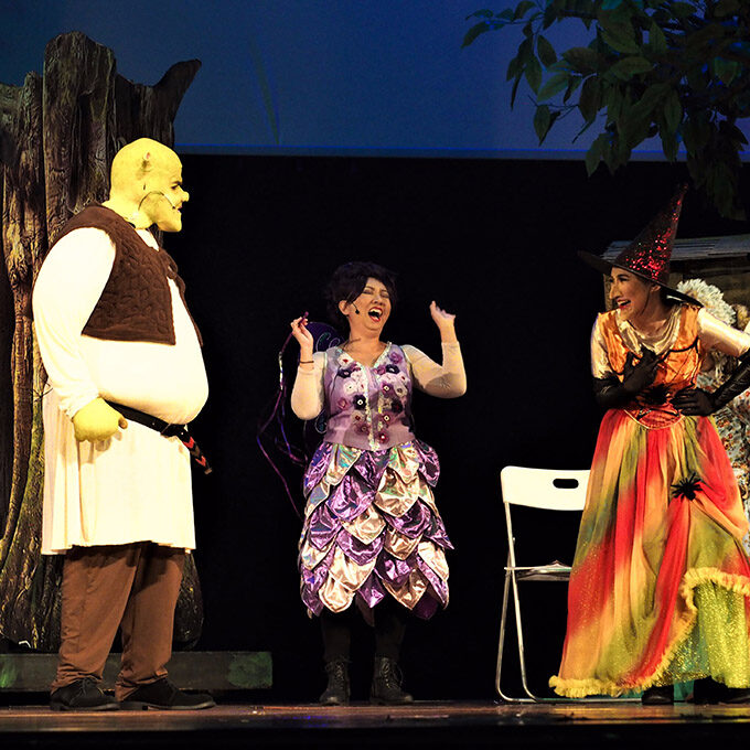 Shrek the Musical (2017)